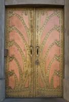 Ornate Door Texture by SimoonMurray