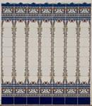Ornate Tiles Texture 01