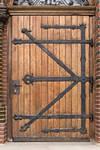 Medieval Door Right Texture