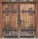 Medieval Door Texture 01