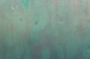 Green Metal Texture by SimoonMurray