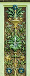 Ornate Relief Texture 03 by SimoonMurray