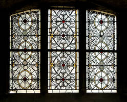 Stained Glass Window 01 by SimoonMurray