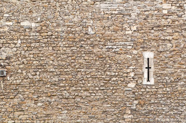 Tower of London Wall part2 by SimoonMurray