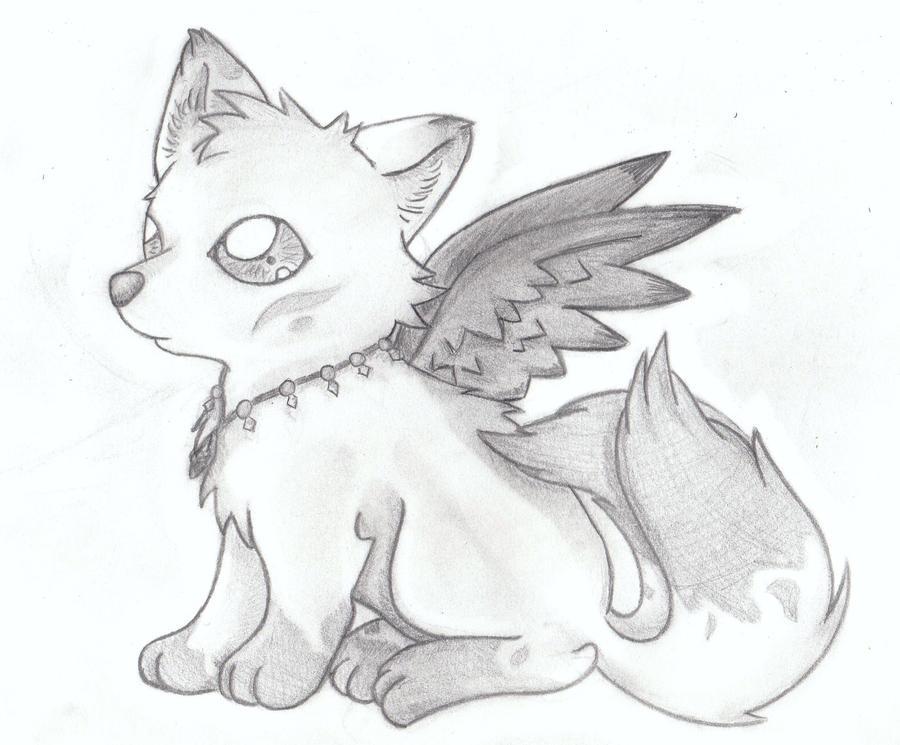 Wolf Demon Akira by Wo...