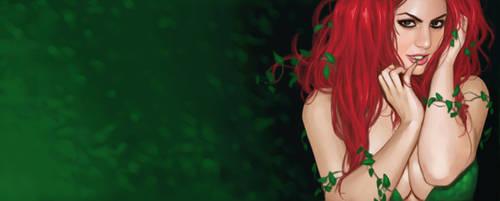 Poison Ivy by ArtbroSean