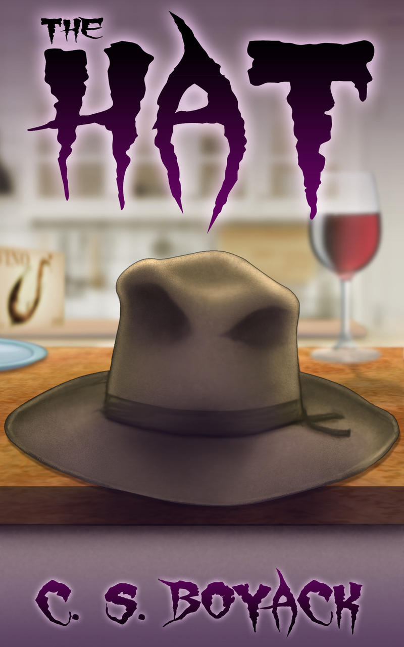 The Hat cover by ArtbroSean