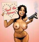 Thank You Patrons! by ArtbroSean