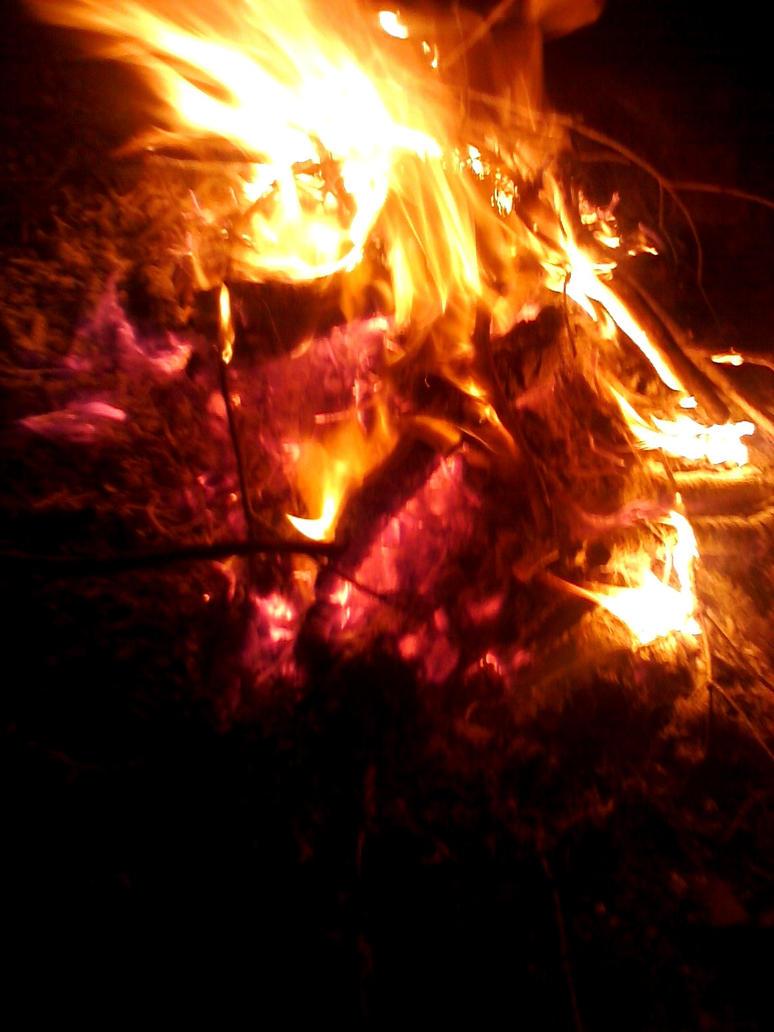 Caveman make fire by MckaylaNicole22 - 97.7KB