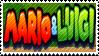 PC | Mario and Luigi Fan Stamp by KirbyTiffTuff4ever