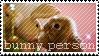 Bunny Person by KirbyTiffTuff4ever