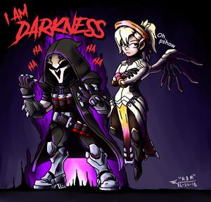 Overwatch - Darkness is overrated