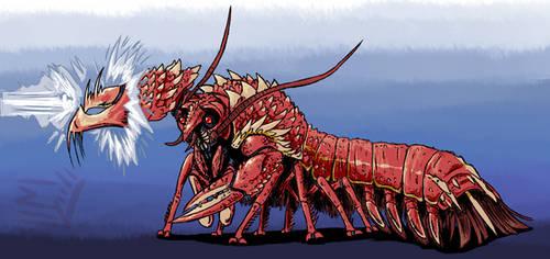 Godzilla Absolute - EBIRAH