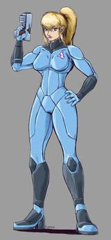 Metroid - Samus Aran - Zero Suit