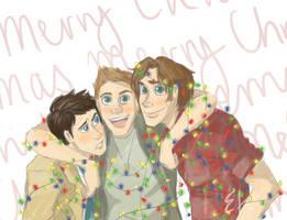 Happy Holidays by flylikepav