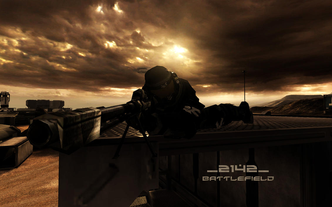 2142 Sniper by iLemon
