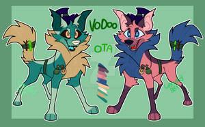 [Adopt#0003] Vodoo wolf OTA  (closed)