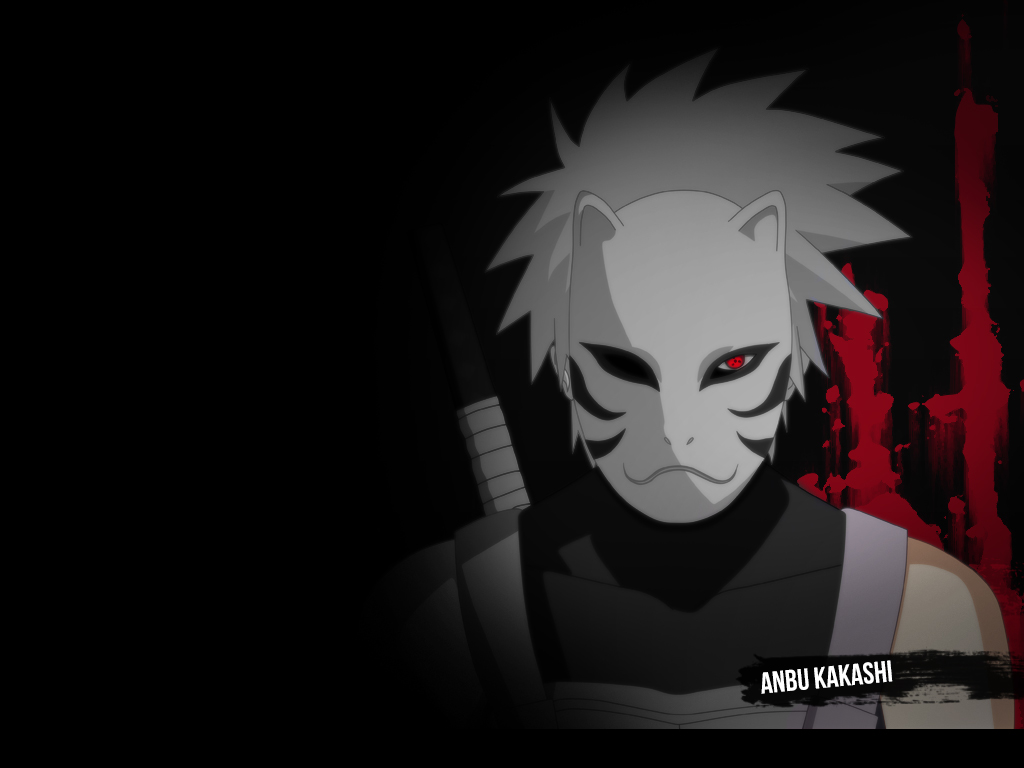 Kakashi wallpaper v.2 by MD-A ...