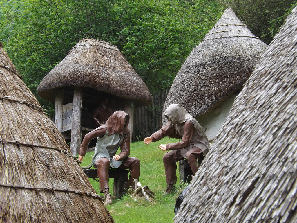 How the peasants lived 65