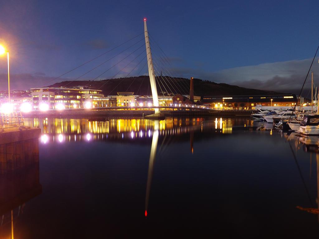 the Sail Bridge by nonyeB