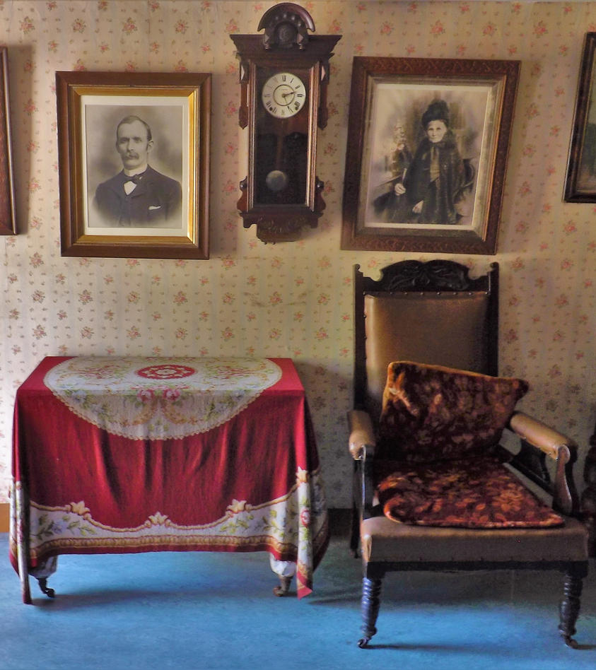 portraits and furniture by nonyeB