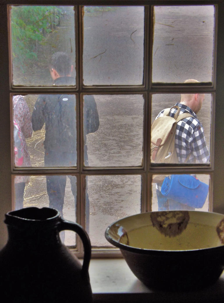 people outside by nonyeB