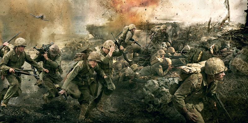Invasion of Japan: Inland War Pt.1 by Blacknightb