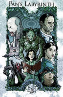 Pan's Labyrinth by Kenpudiosaki