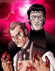 The Curse of Frankenstein by Kenpudiosaki