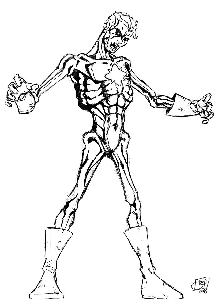 captain atom zombiekenpudiosaki on deviantart