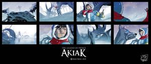 Akiak Storyboard Project 2