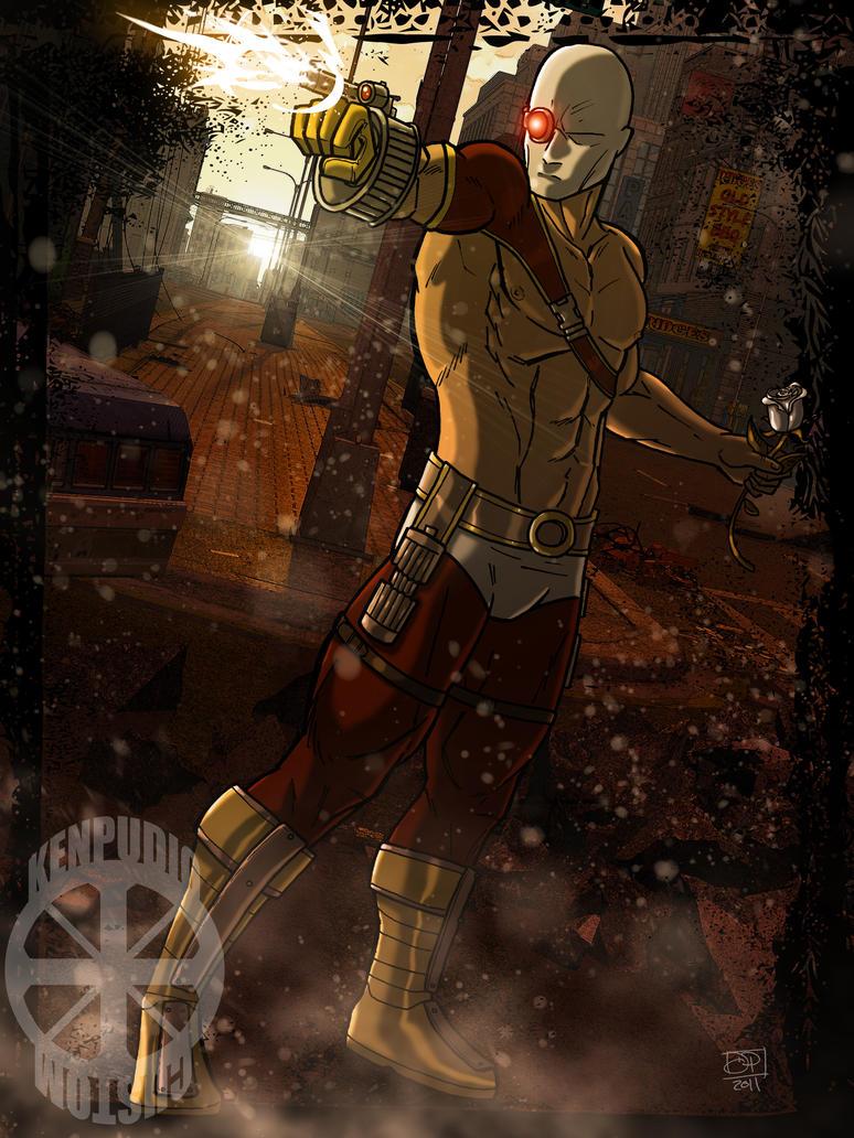 Deadshot Redesign KenpudioCustom Deadsho...