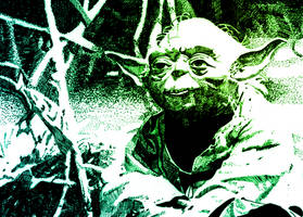 Yoda The Jedi Master Color Version