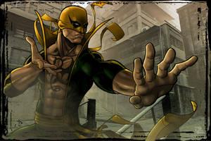 Iron Fist by Kenpudiosaki