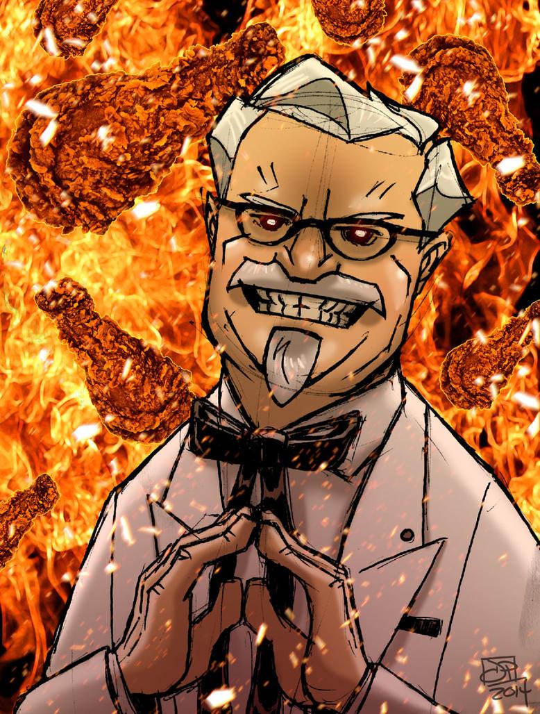The Colonel by Kenpudiosaki