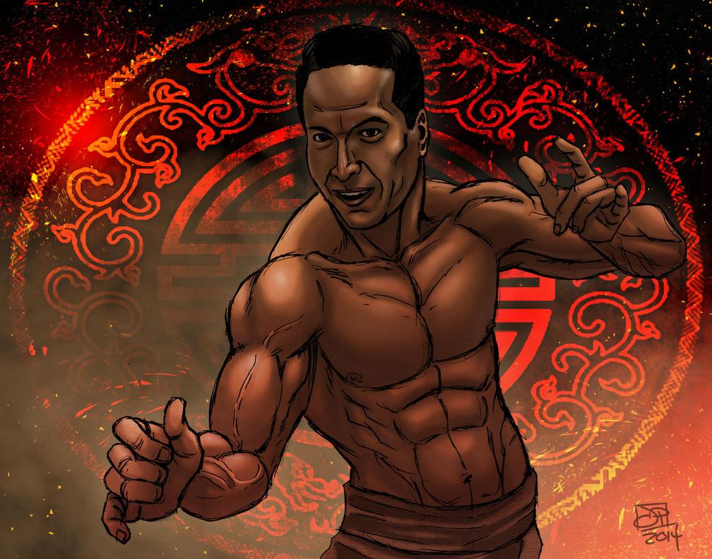 KenpudioCustom Bruce Lee Make Over by Kenpudiosaki