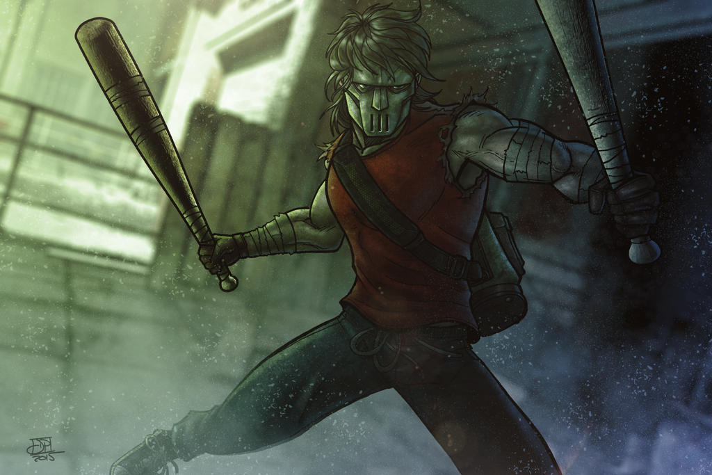 Casey Jones by Kenpudiosaki