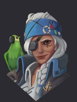 Ana pirate