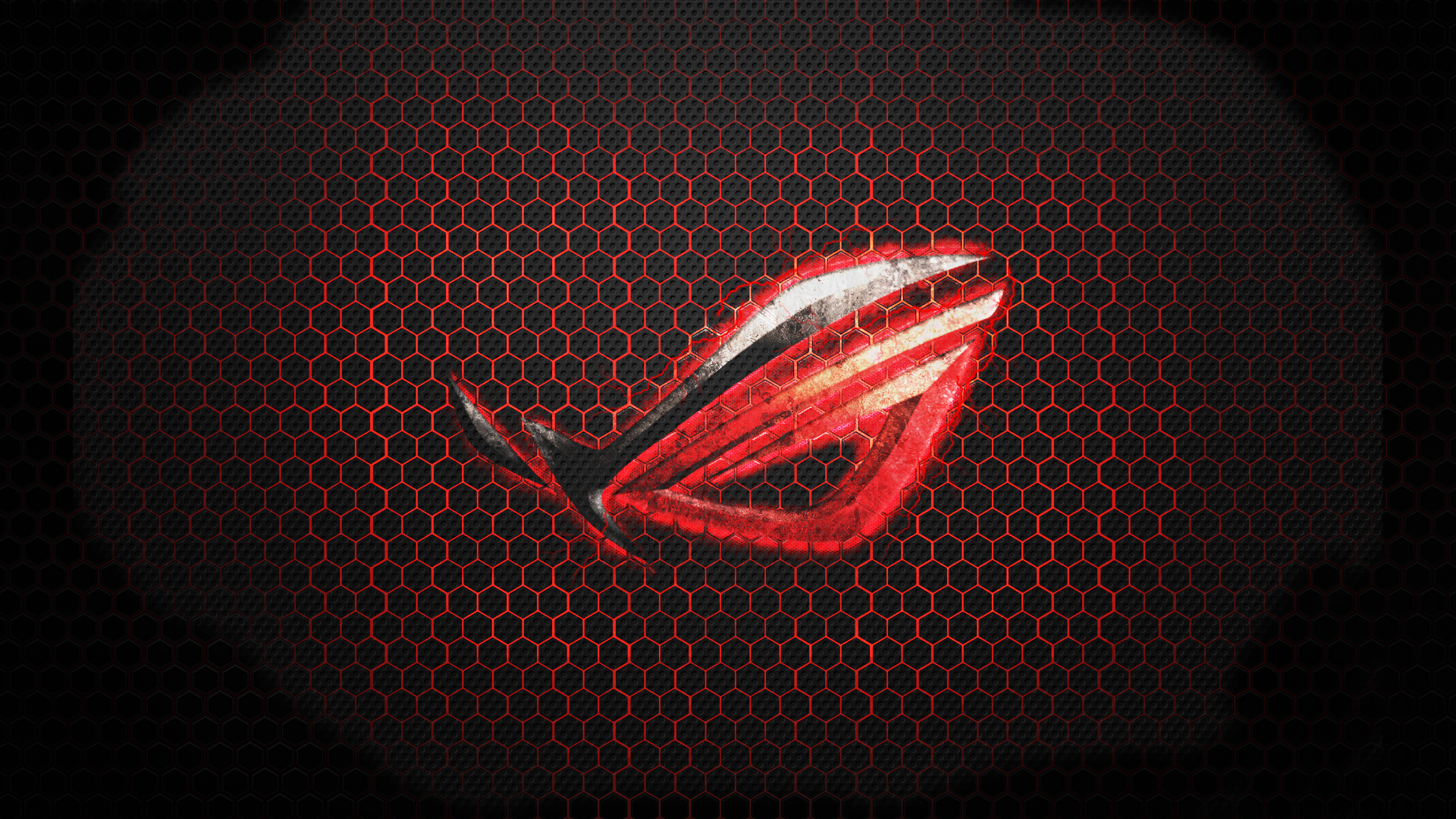 Republic Of Gamers Wallpaper ROG By FusionZGFX