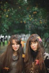 Sisters by DenRz