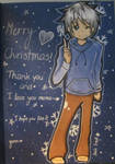 Jack Frost card Finished