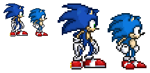 Sonic Generations - Classic Sonic by Lisnovski