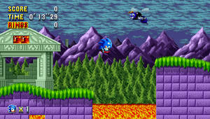 What if... Marble Zone in Sonic Mania?