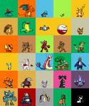 Lisnovski's Pokemon Sprites