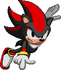 Shadow the Hedgehog - S1 Genesis by Lisnovski