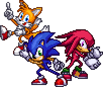 ''We are the Sonic Heroes'' by Lisnovski