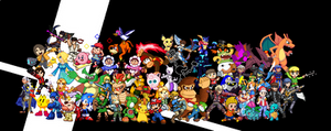 The Super Smash Bros Collab!
