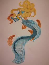 The Blue Maiden