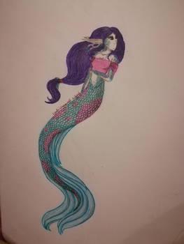 Mermaid Dahlia