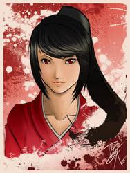 Tsatsuke/Red by FiendNinja